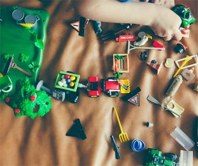 Hoe speelgoed schoonmaken?
