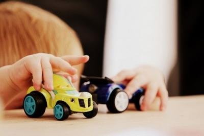 Speelgoed auto kopen?