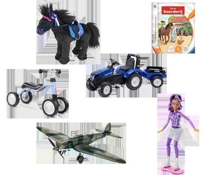 Speelgoed & prijzen vergelijken