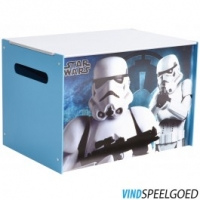 Speelgoedkist Star Wars: 40x60x40 cm