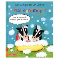 Boek AVI M3-E3 Wat Een Mop!
