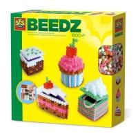 SES Beedz Strijkkralen 3D Taartjes