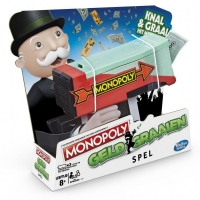 Spel Monopoly Cash Grab