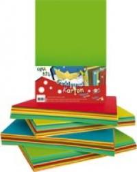 Karton gekleurd 120 gram