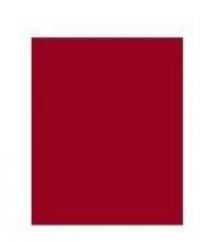 Crepepapier bordeaux rood