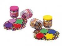 Hama Toys Strijkkralen Pot 5000 Stuks Assorti