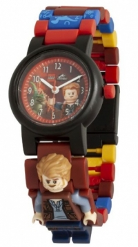LEGO Jurassic World horloge: Owen