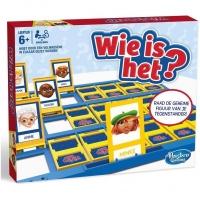 Spel Wie Is Het?