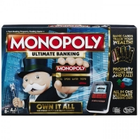 Hasbro bordpel Monopoly Extreem Bankieren