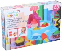 Creative Kids speelgoed kleiset cupcakes 23 delig